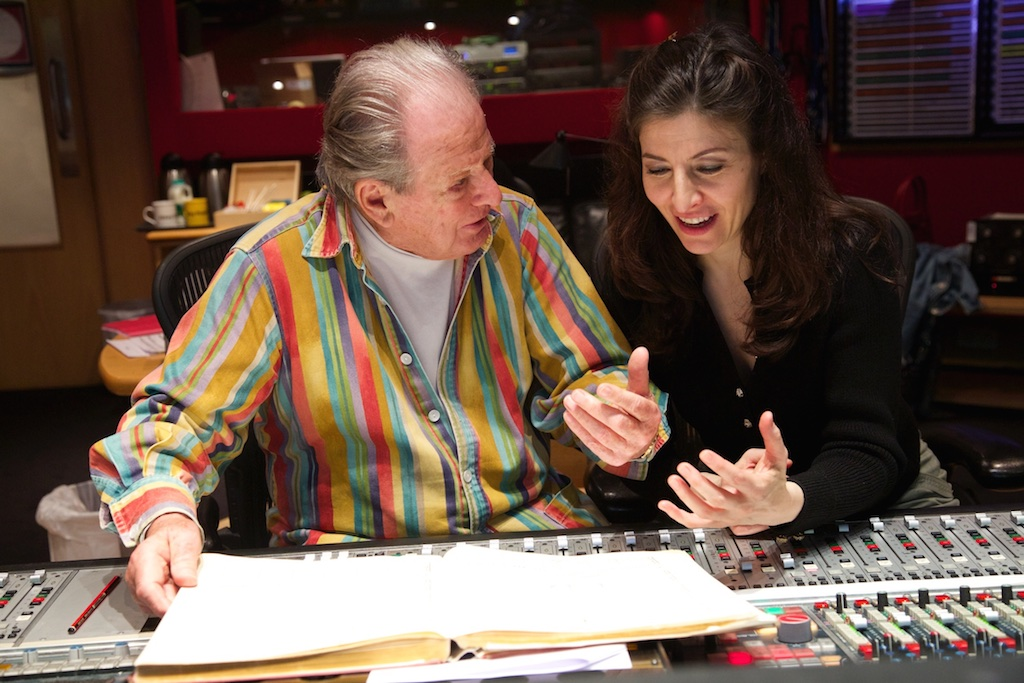 Sir Neville Marriner & Ingrid Jacoby