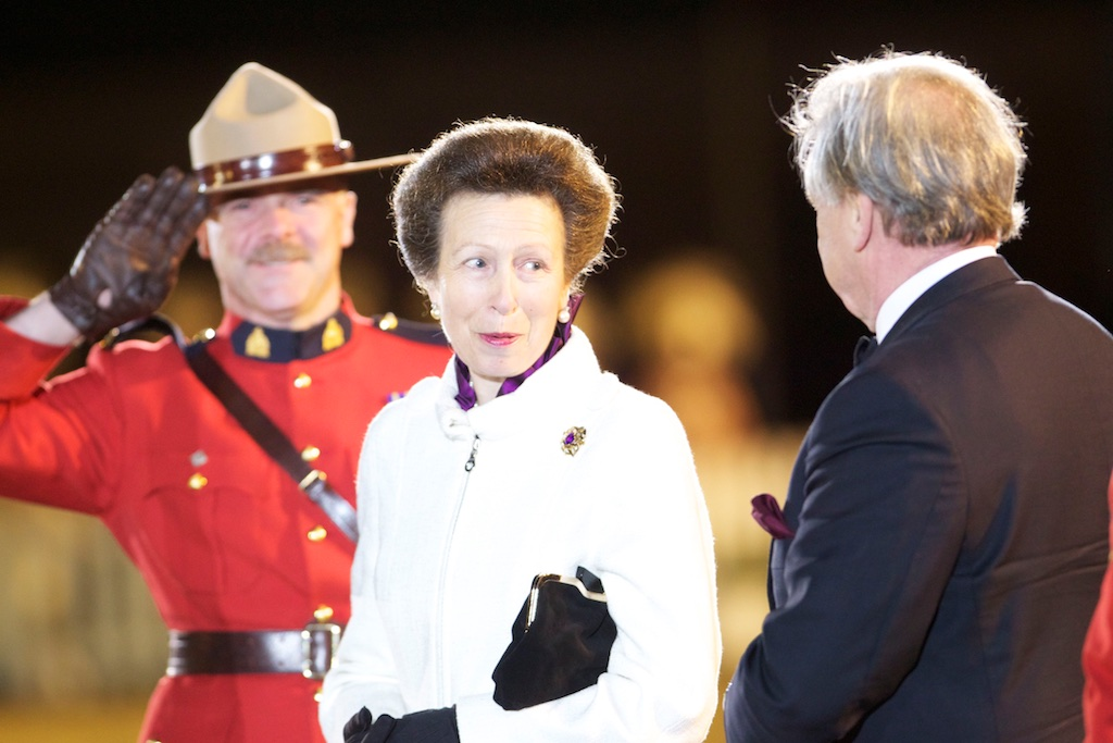Princess Royal Anne