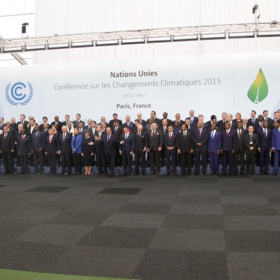 World Leaders COP 21 Paris 2015